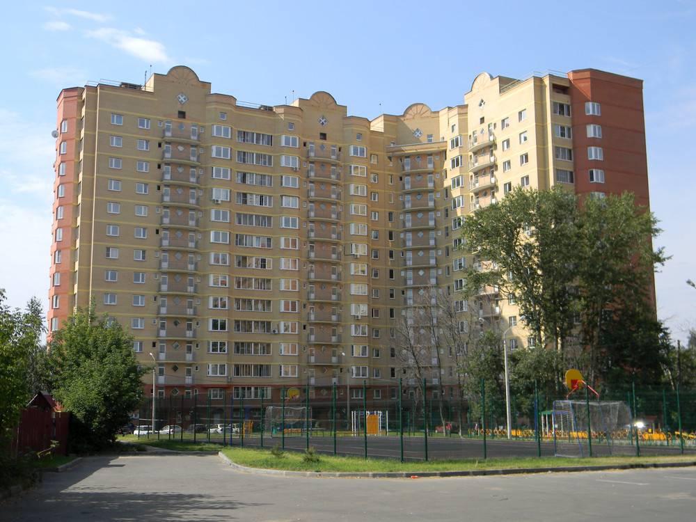 Новостройка г. Ивантеевка , ул. Новоселки, дом 2 (строит. д. 6), дом 7.