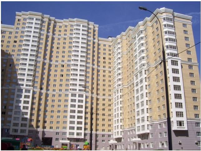 ЖК Вдохновение жилой комплекс