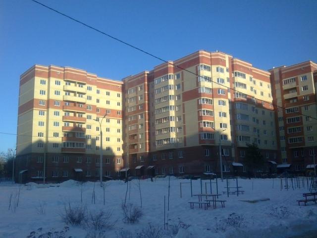 Новостройка Фрязино  ул. Дудкина, поз. 1, 2