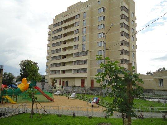 ЖК Шараповский карьер жилой комплекс