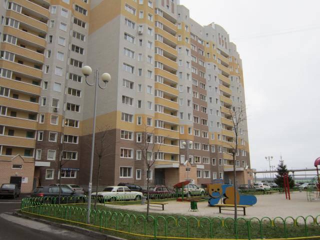 Новостройка Апрелевка, Островского ул., 38 (Юго-Восточный мкр., Полевая ул., корп. А1)