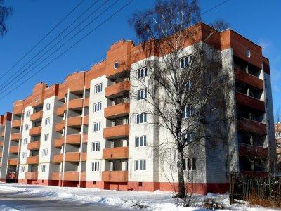 Новостройка г. Куровское Свердлова ул., 7-9-11