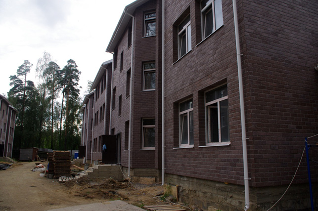 ЖК Королевский городок жилой комплекс