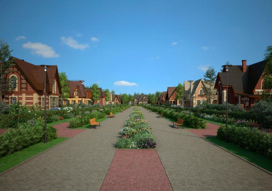 Коттеджный поселок Европейский квартал